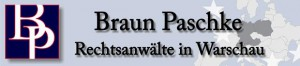 Rechtsanwälte Braun – Paschke – Partner l Kanzlei in Warschau
