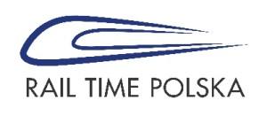 Rail Time Polska Logo